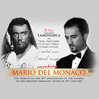 REMEMBERING MARIO DEL MONACO